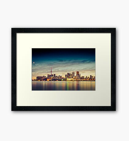 Toronto Summers Framed Print