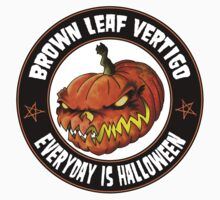 Brown Leaf Vertigo FC by Michael Andrew