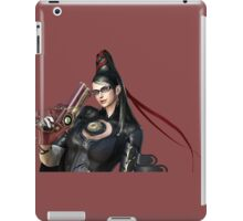 Smash Bayonetta iPad Case/Skin