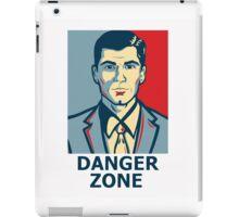 Archer - Sterling Archer - Danger zone iPad Case/Skin