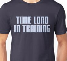 Time Lord in Training Unisex T-Shirt