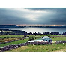 Blessington Lake Photographic Print