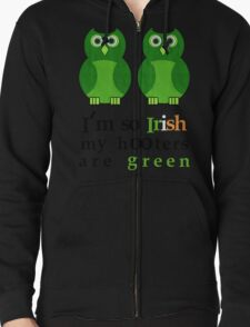 Green Hooters St. Patty's Day Shirt T-Shirt