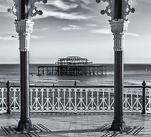 Beyond the Bandstand by Stuart  Gennery