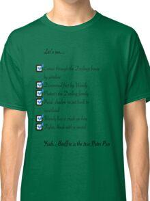 Checklist Classic T-Shirt