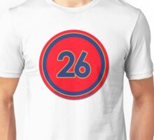 #26 - Daniil Kvyat (Scuderia Toro Rosso) Unisex T-Shirt