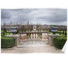 IMMA Garden Poster