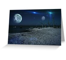 Dream Cycle 1 - Close Encounters Greeting Card