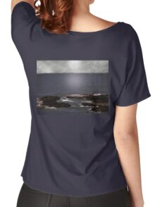 Silvered Sea Women's Relaxed Fit T-Shirt