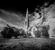 South Dalton Church by Neil Cameron