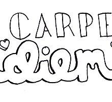 Carpe Diem  by artbyeilidh