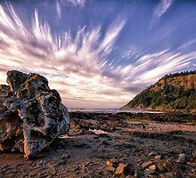Almost sunset by Marzena Grabczynska Lorenc