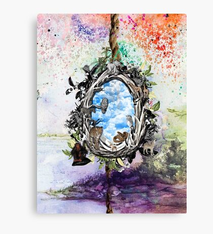 NATURE ANIMALS  Canvas Print