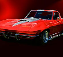1967 Corvette Stingray 427 cu.in. by DaveKoontz