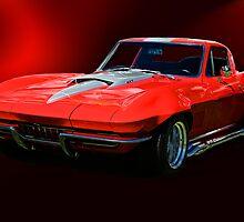 1967 Corvette Stingray 427 cu.in. by DaveKoontz
