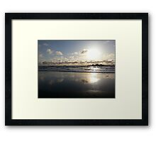 Of Land and Sea Framed Print