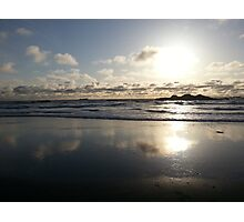 Of Land and Sea Photographic Print