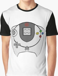 SEGA HAPPY DREAMCAST Graphic T-Shirt