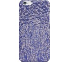 3D Cube Effect - Purple iPhone Case/Skin