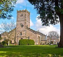 St Mary's (Kirkby Lonsdale) by Sue Knowles