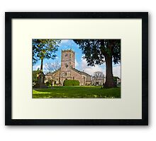 St Mary's (Kirkby Lonsdale) Framed Print