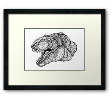 Tyrannosaurus Framed Print