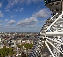 London Eye by Marzena Grabczynska Lorenc