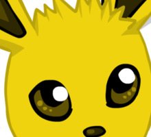 Jolteon HEADSHOT Sticker