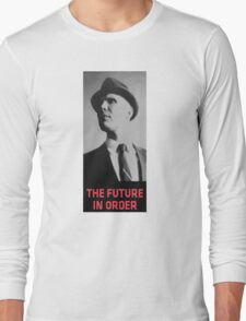The Future in Order fringe tribute Long Sleeve T-Shirt