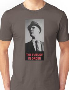 The Future in Order fringe tribute Unisex T-Shirt