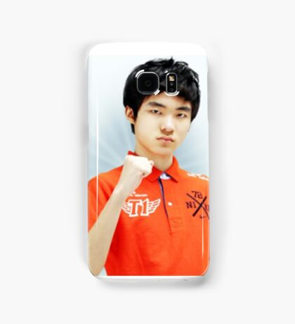 League of Legends SKT T1 Faker Samsung Galaxy S3 Case Samsung Galaxy Case/Skin