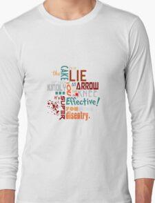 Nerd Shirt Long Sleeve T-Shirt