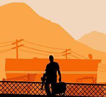 Grand Theft Auto: Trevor by mcsjackson