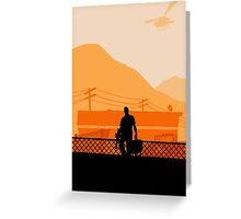 Grand Theft Auto: Trevor Greeting Card
