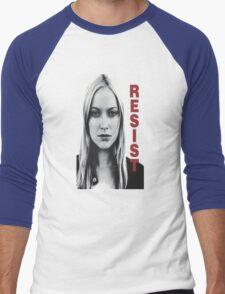 Resist fringe tribute Men's Baseball ¾ T-Shirt