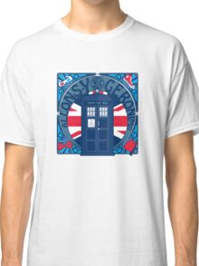 Allons-y, Geronimo ! Classic T-Shirt