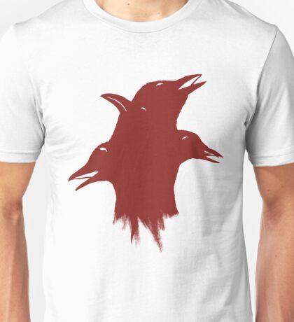 A Murder of Crows Unisex T-Shirt