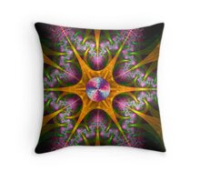 Stitched In Throw Pillow