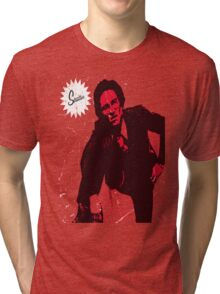 Mike Strutter red  Tri-blend T-Shirt