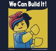 WE CAN BUILD IT! | Unisex T-Shirt