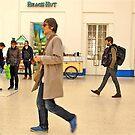 Brighton Terminus Station by Mike  Waldron