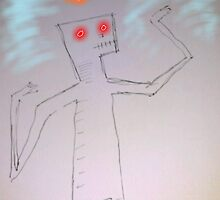 """""""Plan Ten from Outer Space: Remote Control Humans"""" by Richard F. Yates by richardfyates"""