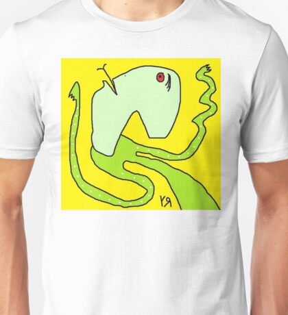 """Ecstatic Movement"" by Richard F. Yates Unisex T-Shirt"