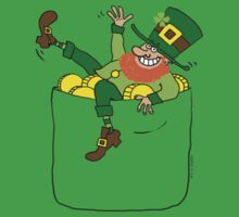Lucky Leprechaun In My Pocket by ArtVixen