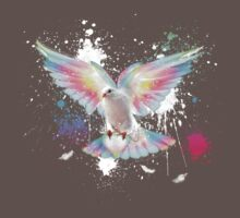 Beauty Is A Light In The Heart - (Neon Wings Series IV) Kids Clothes