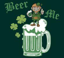 St Pat's Green Beer Me by ArtVixen