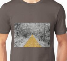 The golden path  Unisex T-Shirt