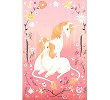 Unicorn Paradise Photographic Print
