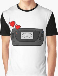 SEGA GAME HAPPY GEAR Graphic T-Shirt