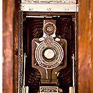 Vintage Kodak Camera Case by Jonicool